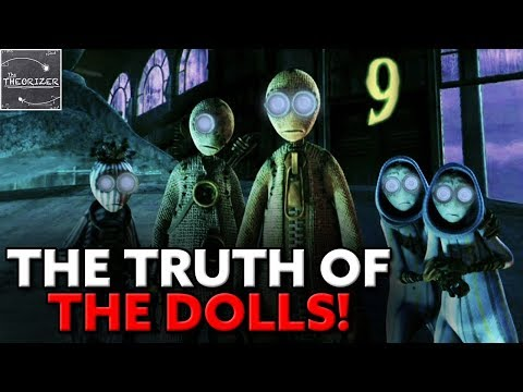 9 (Nine): The TRUTH Of The Dolls And The Scientist! - Cognitive Functions [Theory]