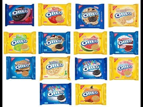 Oreo Challenge