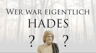 Wer war eigentlich HADES ? | Antike erklärt | griechische Mythologie