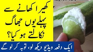 Kheere Ki Jhaag Nikalne Se Pehle Ye Video Lazmi Dekh Lain | The Urdu Teacher