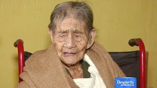 La mujer más longeva del mundo vive en México