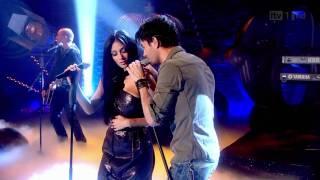 Gambar cover Enrique Iglesias feat Nicole Scherzinger - Heartbeat (LIVE HD)