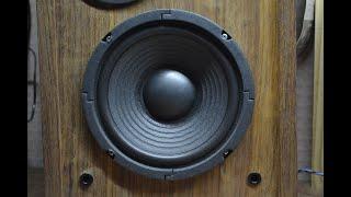 Электронная музыка на ламповом усилителе_(ЛАМПОВЫЙ УСИЛИТЕЛЬ)_как звучит ламповый усилитель