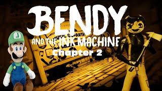 Bendy and the Ink Machine Chapter 2 (The Old Song)