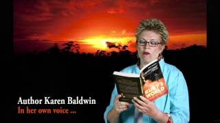 Author Karen Baldwin - Reading in her own voice from