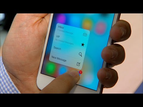 What is 3D Touch?