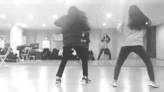 Video GFRIEND's SinB & Umji Pre-Debut Dance Practice download MP3, 3GP, MP4, WEBM, AVI, FLV Juni 2018