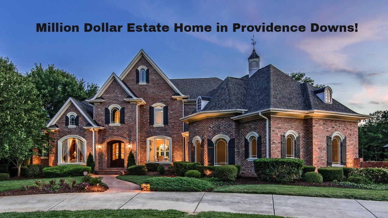 Tour This Luxury Million Dollar Home In Union County Nc