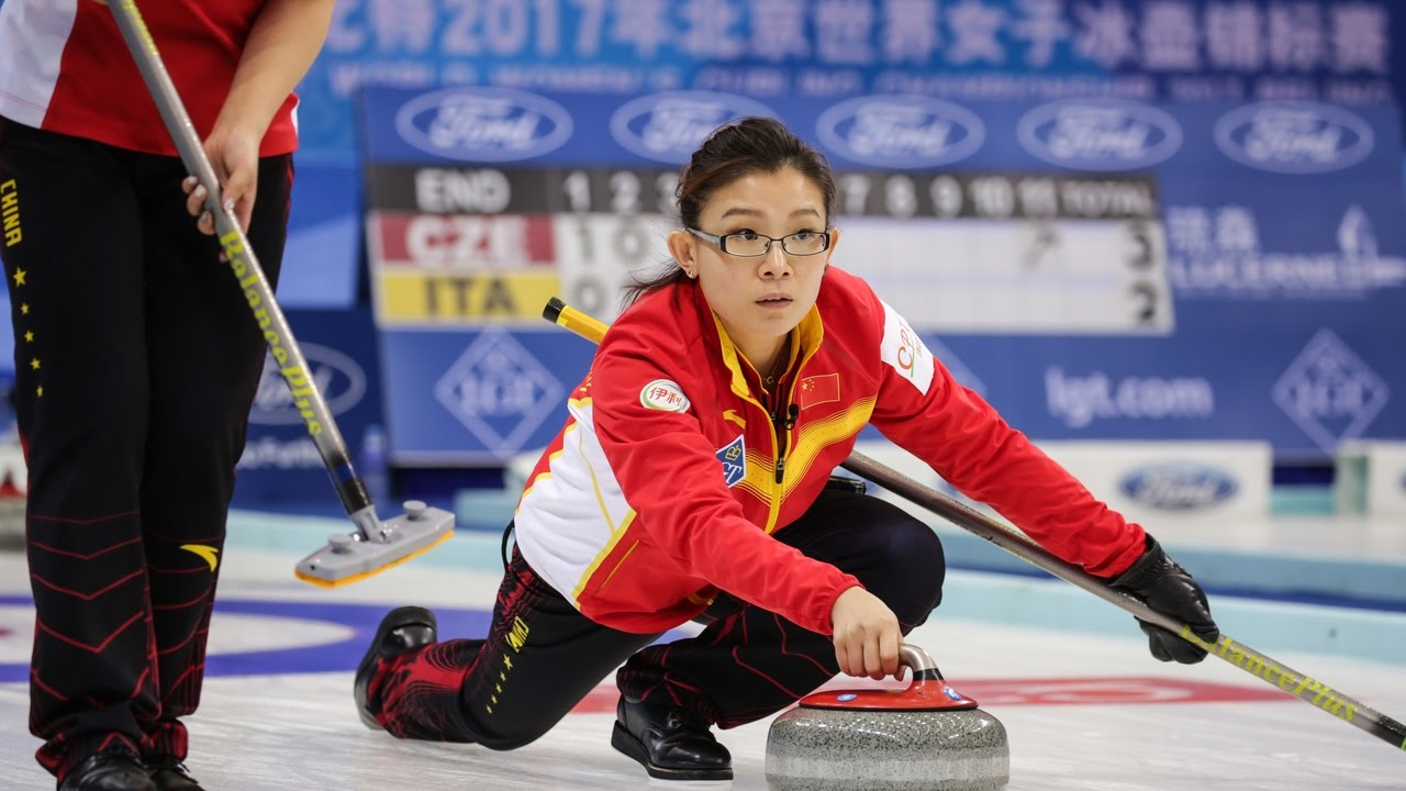 HIGHLIGHTS: China v Korea - CPT World Women's Curling ...