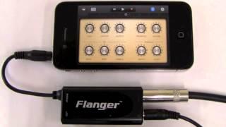 [Cara menggunakannya?] Flanger FC-20 Gitar / Bass untuk konverter iPhone