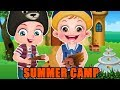 Baby Hazel Summer Camp | Kids Games Walkthrough Video