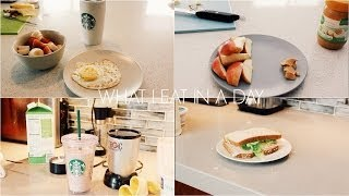 What I Eat In a Day! | ZaraForever Thumbnail