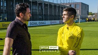 Dortmund Youth and Ned Zelic | Optus Sport Originals