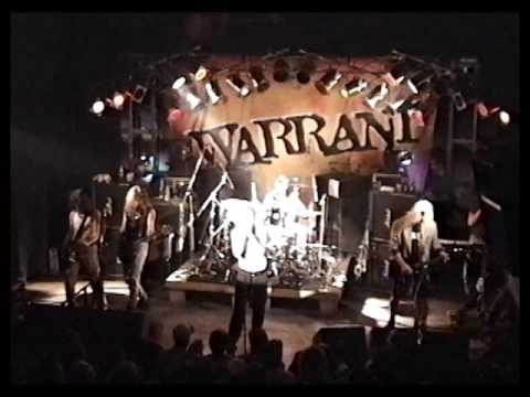 Warrant August 1995 New York