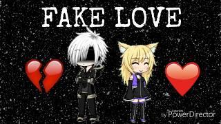 BTS - Fake love | gacha studio