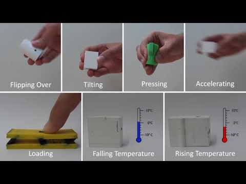 Off-Line Sensing: Memorizing Interactions in Passive 3D-Printed Objects