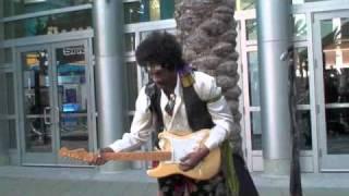 Jimi Hendrix on Kids Talk Radio.m4v