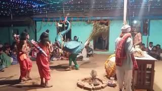 डोंगरयादेव मोर नृत्य