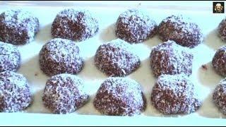 Chocolate Rum Balls - Christmas Treat Recipe
