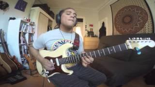 Yasser Tejeda Improvising over Tetra-Sync from Squarepusher