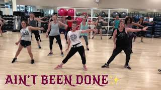 AIN'T BEEN DONE by Jessie J - Dance Fitness
