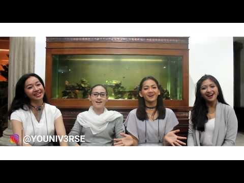 YOUNIV3RSE - JAZZPHORIA 2017 | TALKSHOW BARENG