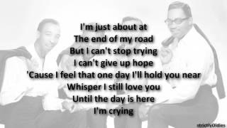 Smokey Robinson & The Miracles Ooo Baby Baby lyrics