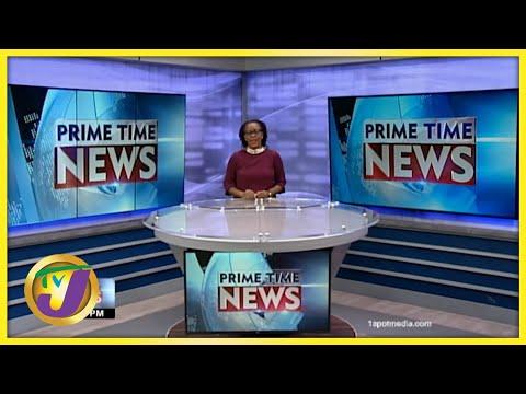 Jamaican News Headlines   TVJ News - August 20 2021