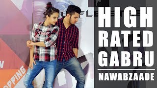 Nawabzaade: High Rated Gabru Varun Dhawan | Dance Choreography Imon Kalyan ft. Shayani