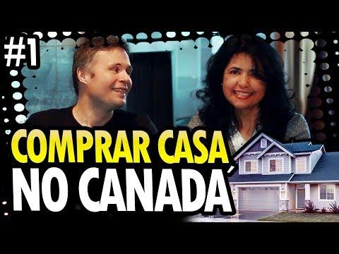 COMO SE PREPARAR PARA COMPRAR CASA NO CANADÁ - FINANCIAMENTO DE IMÓVEIS NO CANADÁ #1