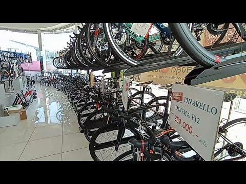 VS Bike ร้านจักรยาน เสือหมอบ เสือภูเขา ไฮบริด Road bike Bianchi Pinarello Dogma Shimano Java Giant