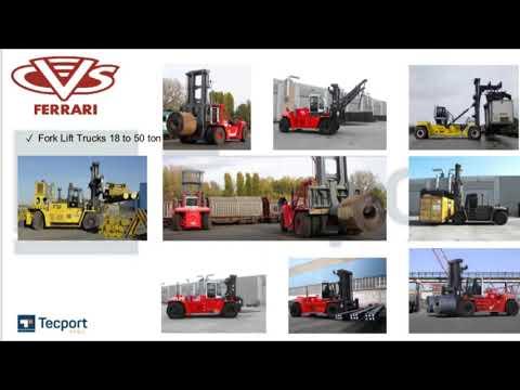 Presentación y productos - Tecport Perú
