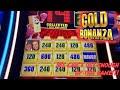 Goldie runs across the screen for me! GOLD BONANZA!!