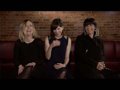 Sleater-Kinney on how they kept their new album a secret