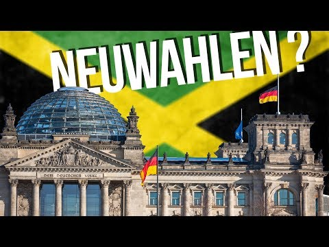 Bundestag - So kommt eine Neuwahl zustande