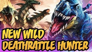 WOW, Gah'zrilla! New Wild Deathrattle Hunter 2018 | The Boomsday Project | Hearthstone