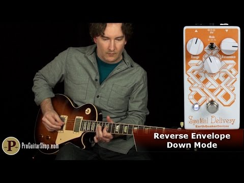 Earthquaker Devices Spatial Delivery Envelope FIlter