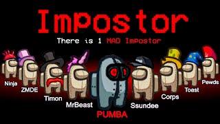 1 MAD IMPOSTOR vs 9 CREWMATES! Entre Nós Momentos Engraçados # 158