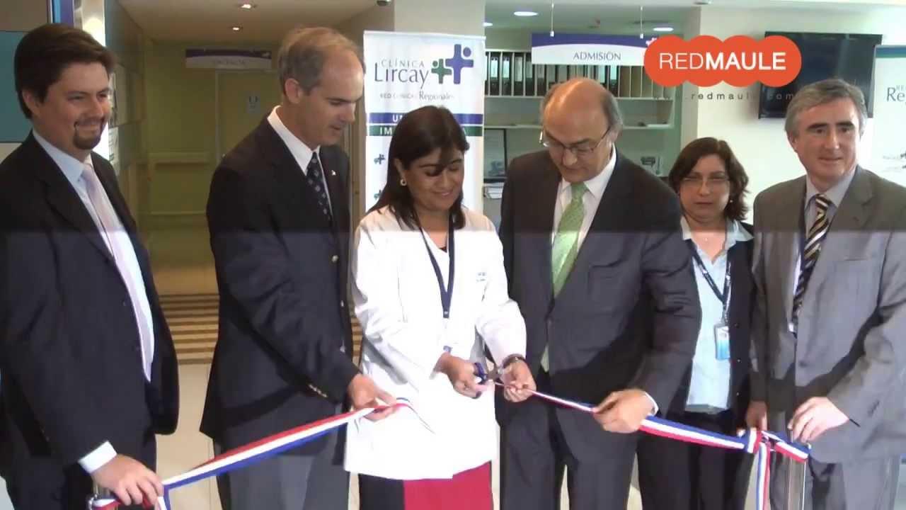 Inauguración Clínica Lircay Talca YouTube