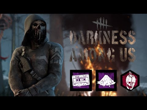 DEAD BY DAYLIGHT: DARKNESS AMONG US - NEW KILLER LEGION GAMEPLAY | FRANKS MIXTAPE, COLD DIRT + MORI |