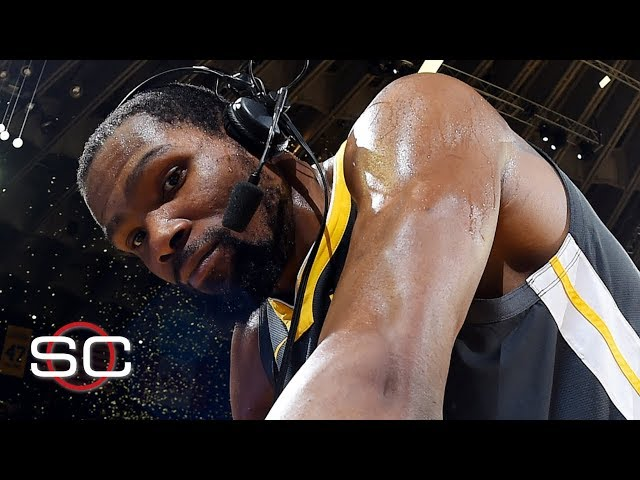 'KD, ignore the static' and just focus on a Warriors' 3-peat! - Seth Greenberg | SportsCenter