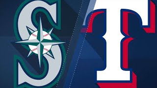 Five-run 7th guides Mariners past Rangers: 9/13/17
