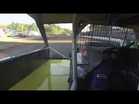 Colin Bokus Albany Saratoga speedway 6/6/14