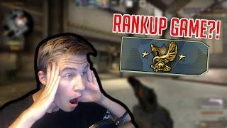 RANKUP TIL LE!? - CS:GO COMPETITIVE #13