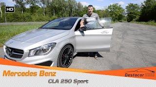 Осмотр Mercedes Benz CLA 250 Sport Paket в Германии