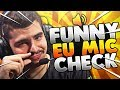 Funniest Moments of EU LCS Mic Check 2018!