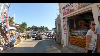Car Trip through Ulcinj, Montenegro 2013 (Gopro)