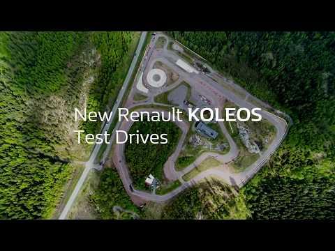 Fleet News' editor-in-chief Stephen Briers test drives the Renault Koleos