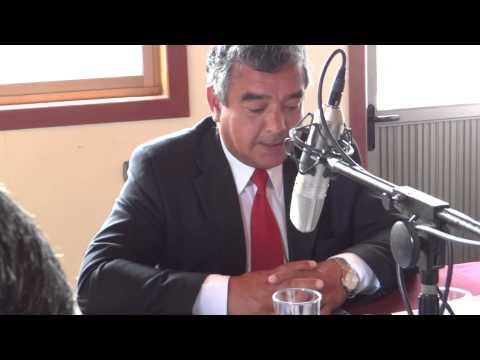 Richard Irribarra, Candidato A Alcalde Por Quirihue 2012.