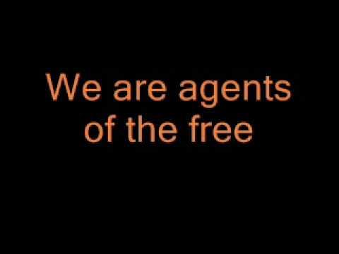 R.E.M. - Orange Crush with lyrics